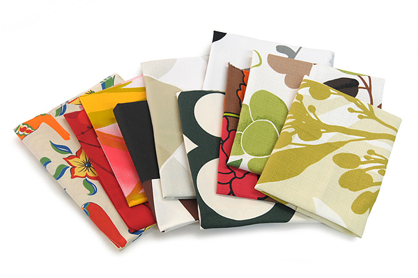Textiles & fabrics fabrics fabrics 30 × 30 cm 10 pieces set Nordic: 5 United Kingdom fabric-domestic fabric 5