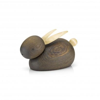 Lucie kaas ルーシーコース 木製オブジェ ウサギ 【 Lサイズ 】