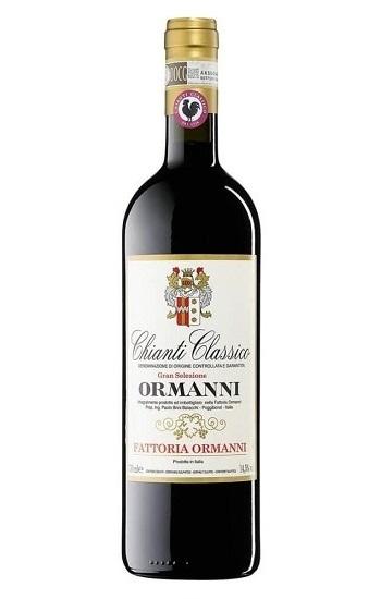 キャンティ クラシコ グランセレツィオーネ ドゥジェンタンニ 2013 オルマンニ【赤】Chianti Classico Gran Selezione Dugentanni 2013 Ormanni