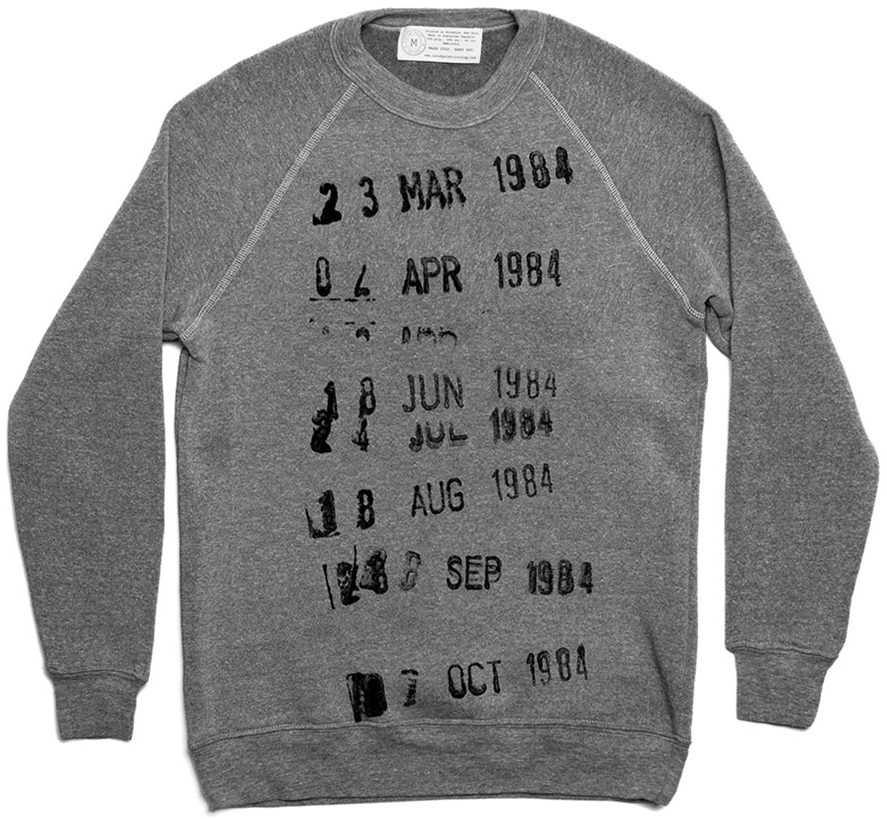 c5530453 Categories. « All Categories · Men's Clothing · Tops · Sweatshirts · [Out  of Print] Library ...