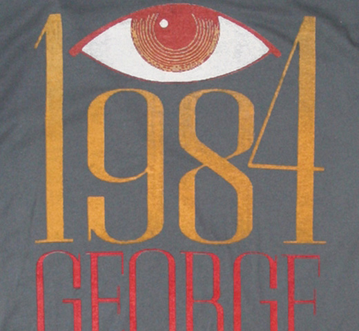 ジョージオーウェル 1949