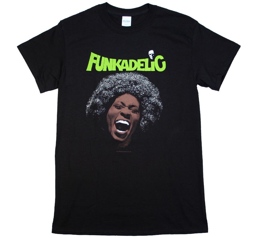 Funkadelic Tシャツ -- George Clinton Parliament Tee セール開催中最短即日発送 買い取り Maggot Brain - Black ファンカデリック