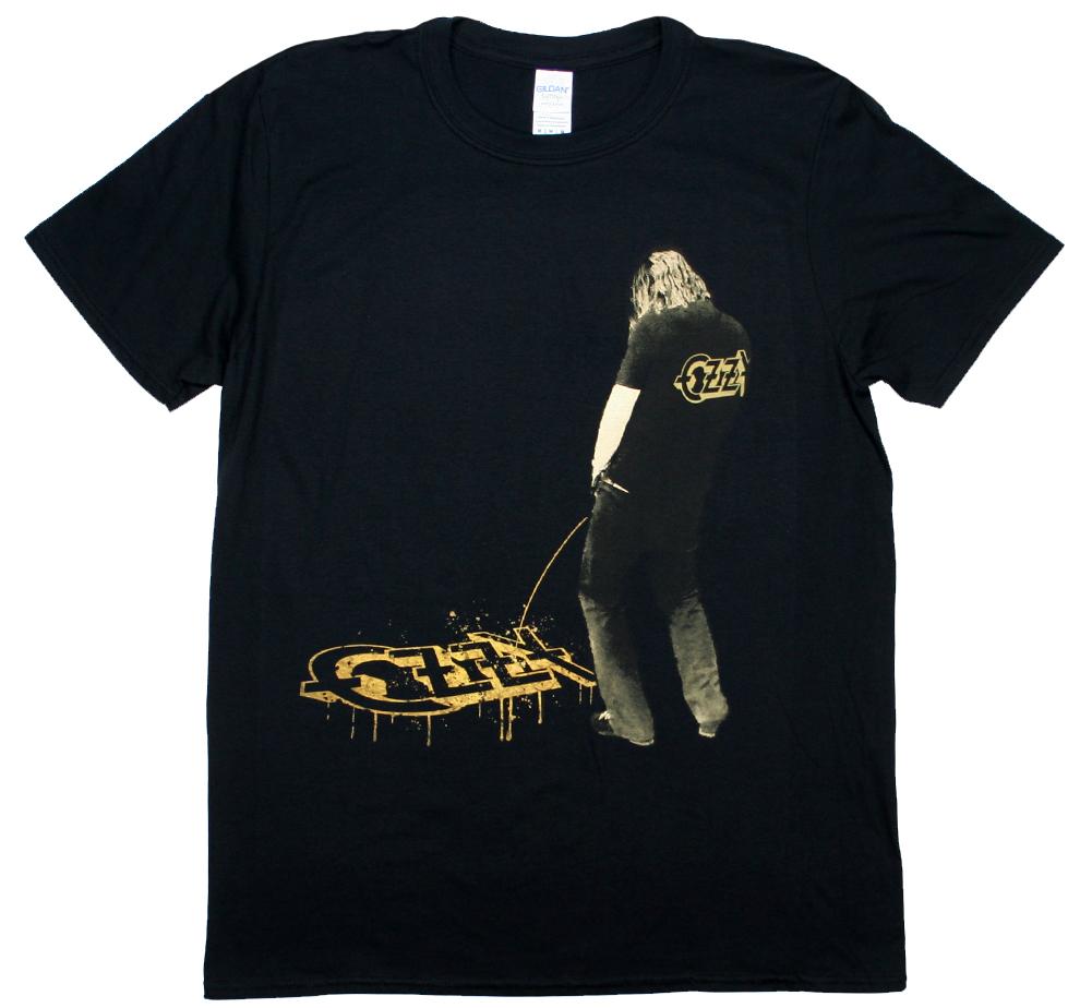 オジー オズボーン オーディナリー マン Tシャツ ロック バンド Tee マート Black Osbourne 2020A/W新作送料無料 Ozzy Ordinary Man