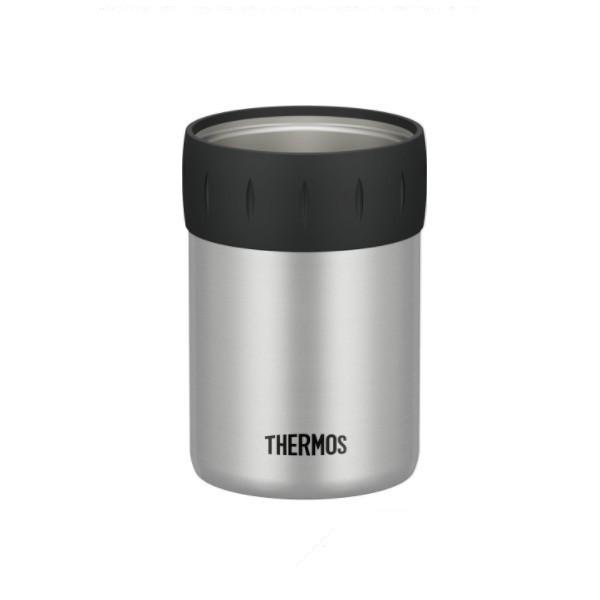 合計10 000円以上ご購入で送料無料 ☆サーモス 保冷缶ホルダー THERMOS SL 売店 誕生日/お祝い シルバー JCB-352