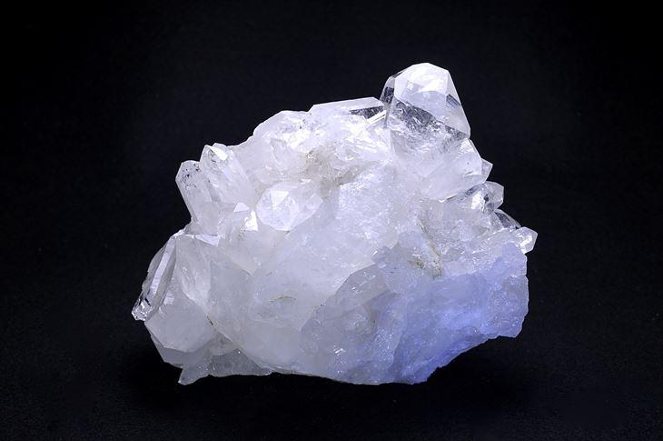 クォーツ(水晶) クラスター ブラジル産 置物 天然石 パワーストーン