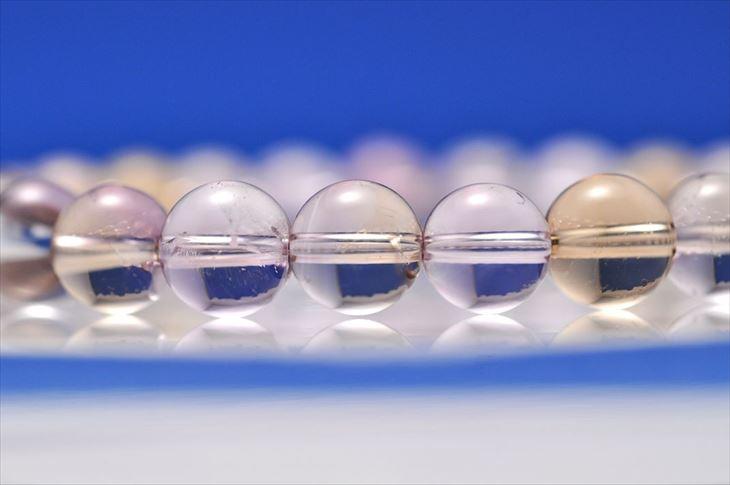 パワーストーン 天然石 ブレスレット アメトリン 8mm