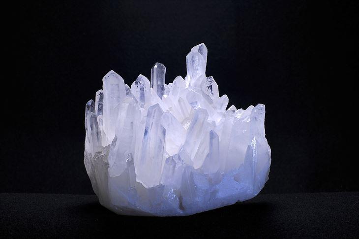 置物 クラスター 水晶 クォーツクラスター 中国産 パワーストーン 天然石