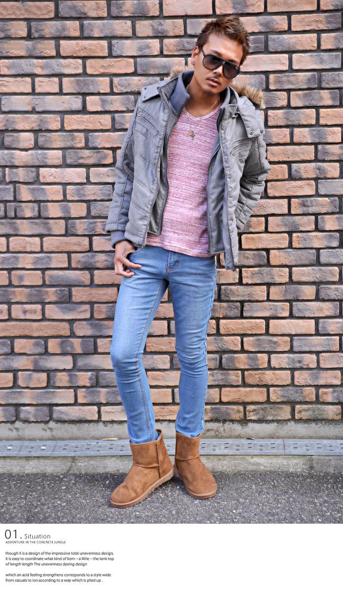 lux style | rakuten global market: skinny denim men's your skinny