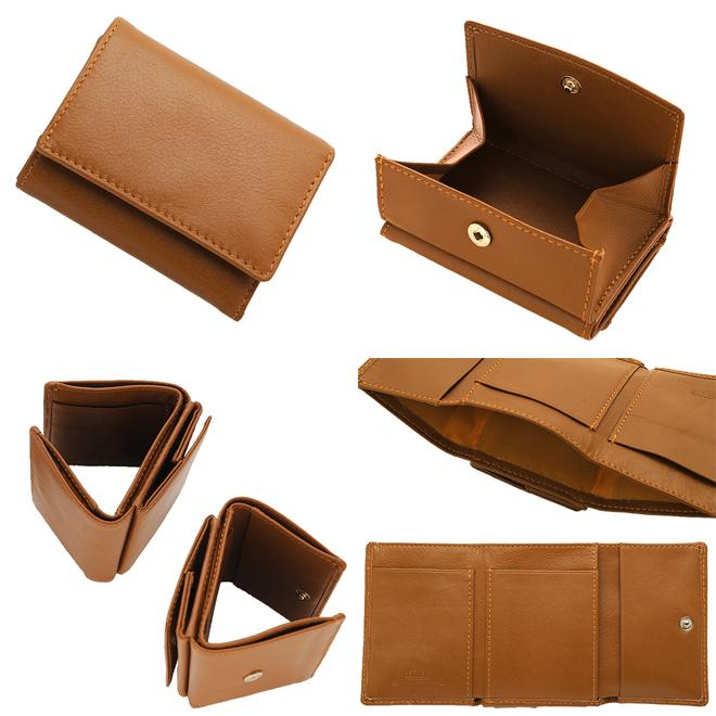 c44fb4ef4c76 極小財布BECKER(ベッカー)小さい財布ミニ財布サイフ. ベーシックなカラーのボックス型小銭入れの極小財布。