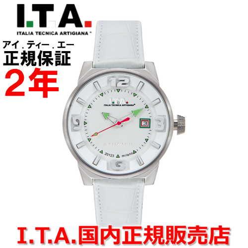 【国内正規品】I.T.A アイ・ティー・エー メンズ 腕時計 ウォッチ L'AUTOMATICO オートマティコ 26.00.01