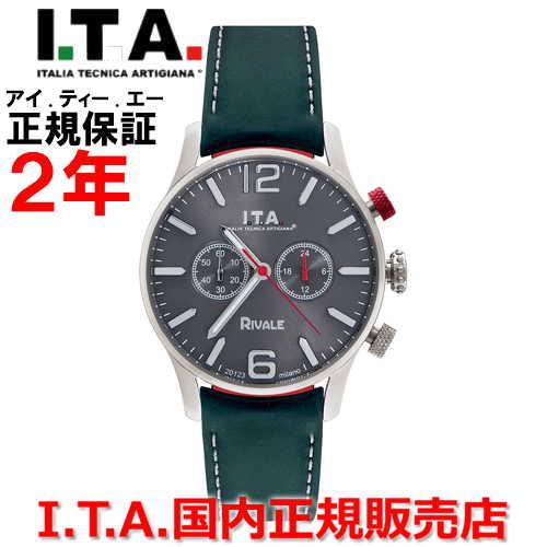 【国内正規品】I.T.A アイ・ティー・エー メンズ 腕時計 ウォッチ RIVALE リヴァーレ 29.00.02