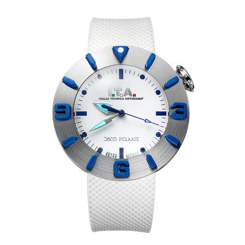 【国内正規品】I.T.A アイ・ティー・エー メンズ レディース 腕時計 ウォッチ DISCO VOLANTE ディスコ ボランテ 31.00.01
