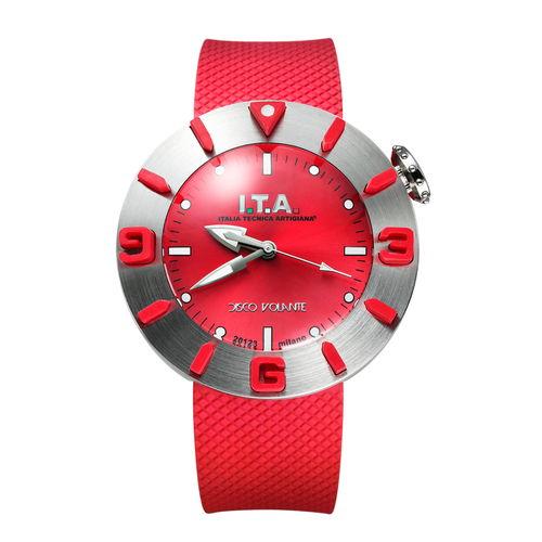 【国内正規品】I.T.A アイ・ティー・エー メンズ レディース 腕時計 ウォッチ DISCO VOLANTE ディスコ ボランテ 31.00.02