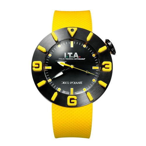 【国内正規品】I.T.A アイ・ティー・エー メンズ レディース 腕時計 ウォッチ DISCO VOLANTE ディスコ ボランテ 31.00.03