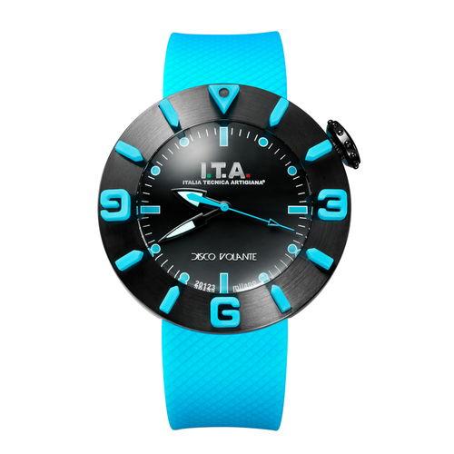 【国内正規品】I.T.A アイ・ティー・エー メンズ レディース 腕時計 ウォッチ DISCO VOLANTE ディスコ ボランテ 31.00.04