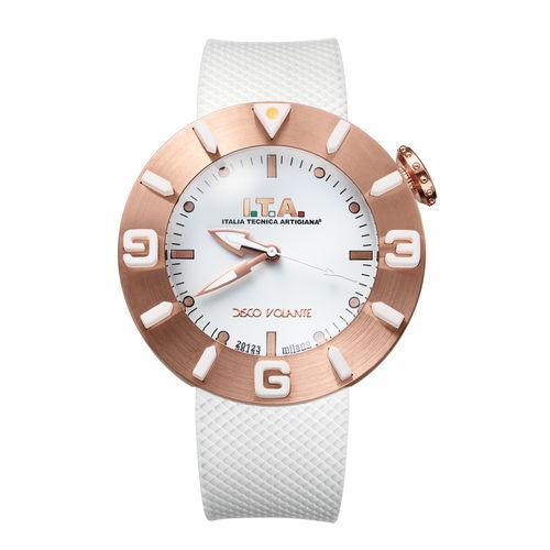 【国内正規品】I.T.A アイ・ティー・エー メンズ レディース 腕時計 ウォッチ DISCO VOLANTE ディスコ ボランテ 31.00.05