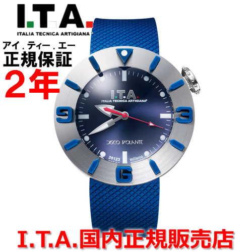 【国内正規品】I.T.A アイ・ティー・エー メンズ レディース 腕時計 ウォッチ DISCO VOLANTE ディスコ ボランテ 31.00.09