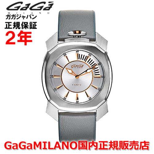 【国内正規品】GaGa MILANO ガガミラノ クオーツ 腕時計 ウォッチ メンズ FRAME_ONE フレームワン 44MM 7050.01