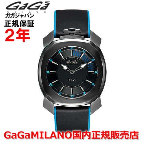 【国内正規品】GaGa MILANO ガガミラノ クオーツ 腕時計 ウォッチ メンズ FRAME_ONE フレームワン 44MM 7052.02