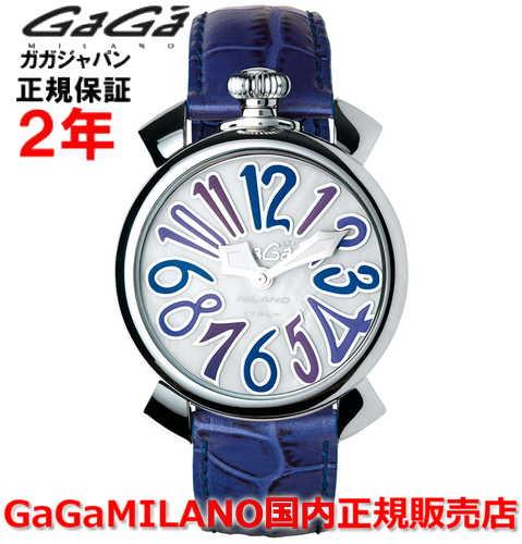 【国内正規品】GaGa MILANO ガガミラノ 腕時計 ウォッチ レディース MANUALE 40MM マニュアーレ40mm 5020.3