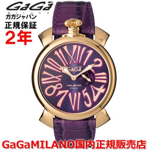 【国内正規品】GaGa MILANO ガガミラノ 腕時計 ウォッチ メンズ レディース MANUALE 46MM SLIM マニュアーレ46mm SLIM 5085.3