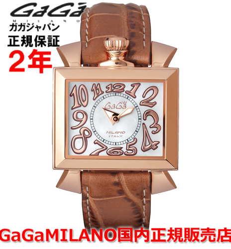 【国内正規品】GaGa MILANO ガガミラノ 腕時計 ウォッチ レディース NAPOLEONE LADY PLACCATO OROナポレオーネ レディ6031.2