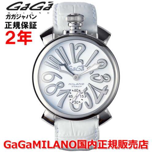 【国内正規品】GaGa MILANO ガガミラノ 腕時計 ウォッチ メンズ MANUALE 48MM マニュアーレ48mm 5010.10S
