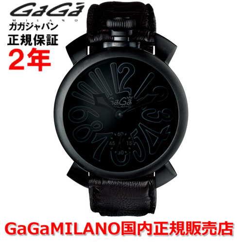 【国内正規品】GaGa MILANO ガガミラノ 腕時計 ウォッチ メンズ MANUALE 48MM マニュアーレ48mm 5012.02S