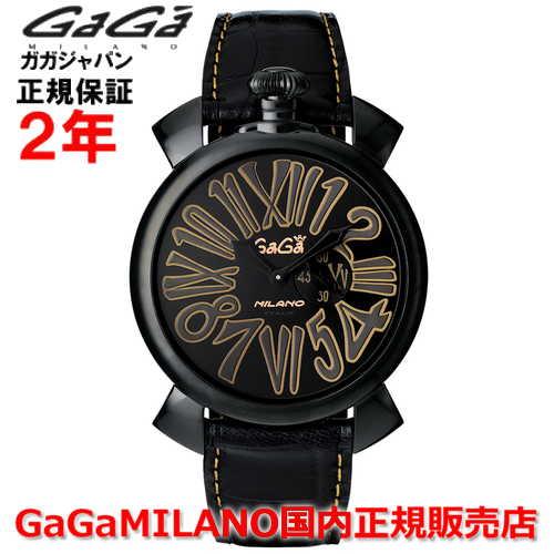 【国内正規品】GaGa MILANO ガガミラノ 腕時計 ウォッチ メンズ レディース MANUALE 46MM SLIM マニュアーレ46mm SLIM 5086.1