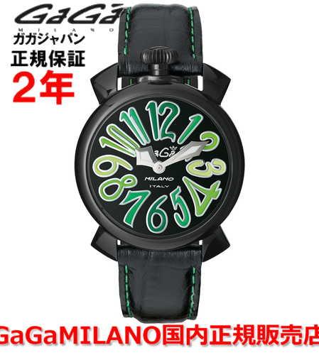 【国内正規品】GaGa MILANO ガガミラノ 腕時計 ウォッチ レディース MANUALE 40MM マニュアーレ40mm 5022.3