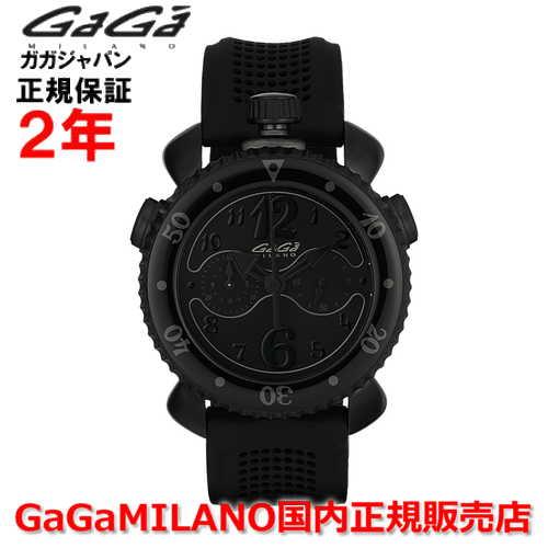 【国内正規品】GaGa MILANO ガガミラノ 腕時計 ウォッチ メンズ レディース CHRONO SPORTS 45MM クロノスポーツ45mm 7012.01
