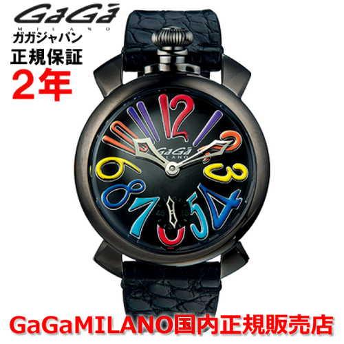 【国内正規品】GaGa MILANO ガガミラノ 腕時計 ウォッチ メンズ MANUALE 48MM マニュアーレ48mm MIRROR/ミラー 5213.MIR.02S