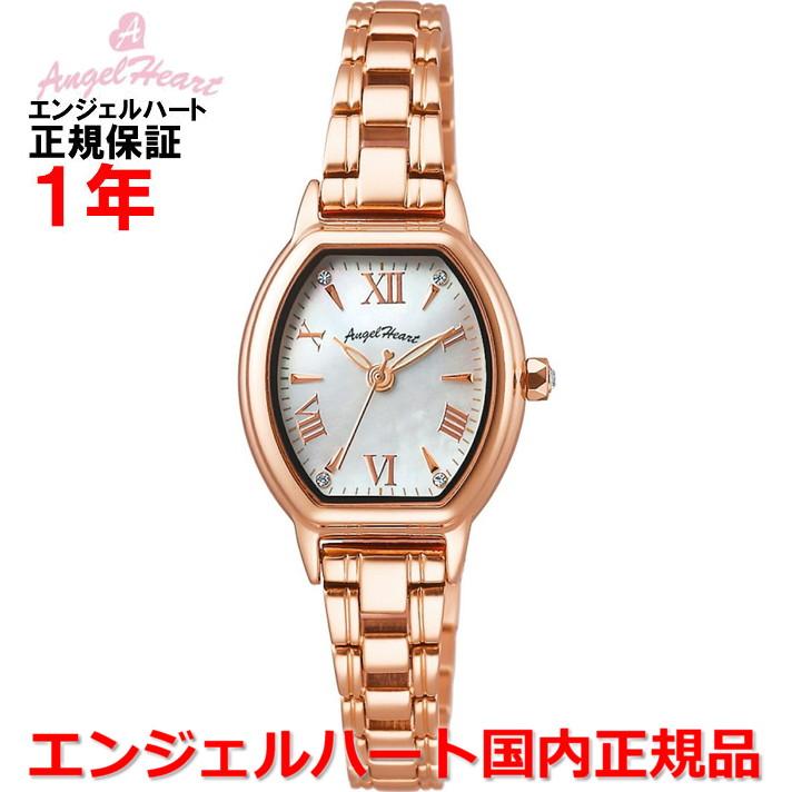 【国内正規品】ANGEL HEART エンジェルハート 腕時計 ソーラー ウォッチ レディース リュクス Luxe LU23PG