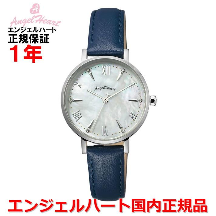 【国内正規品】スペアベルト付き ANGEL HEART エンジェルハート 腕時計 ソーラー ウォッチ レディース スパークルタイム Sparkle Time ST29SNV