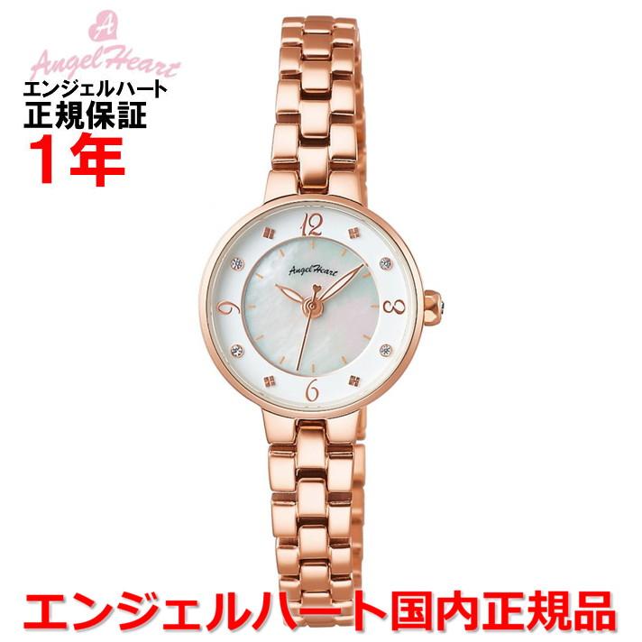 【国内正規品】ANGEL HEART エンジェルハート 腕時計 ソーラー ウォッチ レディース トゥインクルハート Twinkle Heart TH23PG