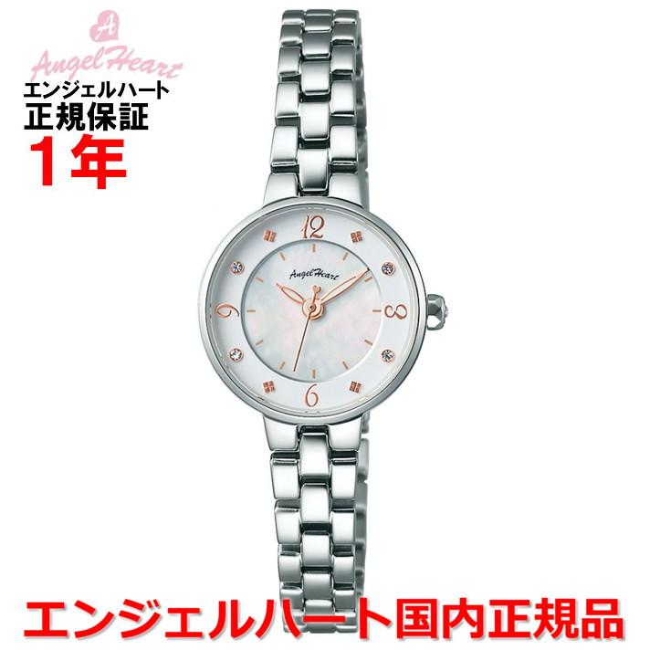 【国内正規品】ANGEL HEART エンジェルハート 腕時計 ソーラー ウォッチ レディース トゥインクルハート Twinkle Heart TH23SS