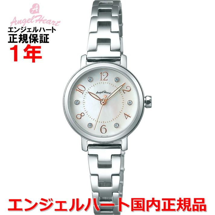 【国内正規品】ANGEL HEART エンジェルハート 腕時計 ソーラー ウォッチ レディース トゥインクルハート Twinkle Heart THN24SS