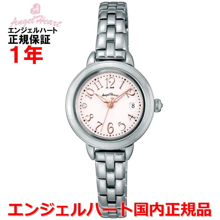 【国内正規品】ANGEL HEART エンジェルハート 腕時計 ソーラー ウォッチ レディース トゥインクルタイム Twinkle Time TT26SP