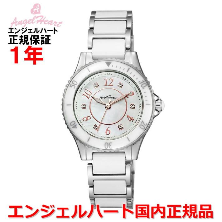 【国内正規品】ANGEL HEART エンジェルハート ソーラー 腕時計 ウォッチ レディース ラブスポーツ Love Sports WLS29SS