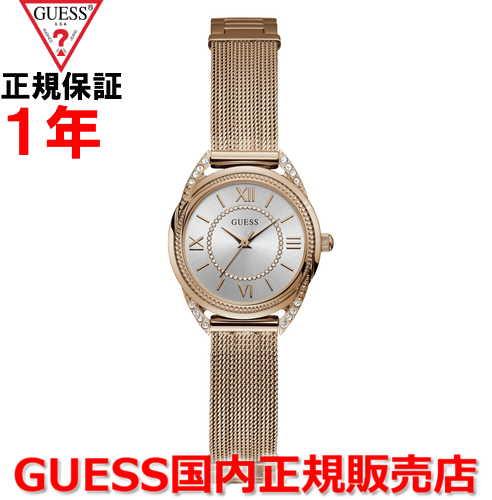【国内正規品】GUESS ゲス レディース 腕時計 ウォッチ WHISPER ウィスパー W1084L3