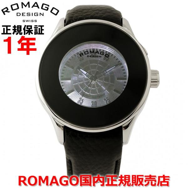 【国内正規品】ROMAGO DESIGN ロマゴ デザイン メンズ レディース 腕時計 ウォッチ Numeration ヌメレーションシリーズ RM086-0580ST-SV