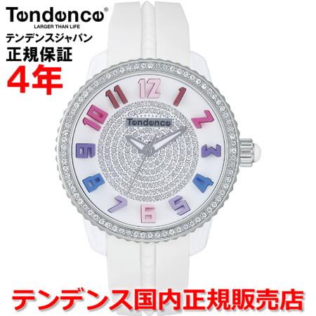 【5%OFFクーポン付】【お好きなノベルティーをプレゼント!!】【国内正規品】 日本限定モデル Tendence テンデンス 腕時計 ウォッチ GULLIVER RAINBOW MEDIUM/ガリバーレインボーミディアム TG930107R