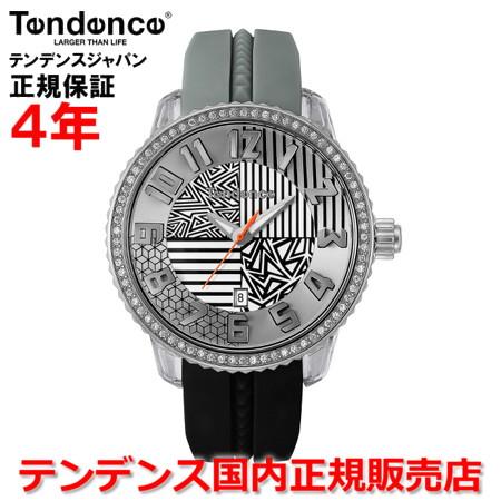 【5%OFFクーポン付】【お好きなノベルティーをプレゼント!!】【国内正規品】Tendence テンデンス 腕時計 ウォッチ メンズ レディース CRAZY MEDIUM クレイジーミディアム TY930066