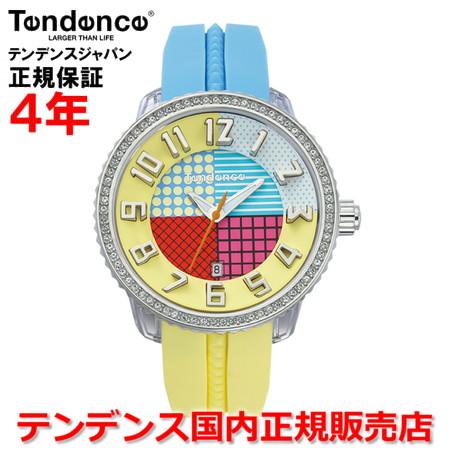 【5%OFFクーポン付】【お好きなノベルティーをプレゼント!!】【国内正規品】Tendence テンデンス 腕時計 ウォッチ メンズ レディース CRAZY MEDIUM クレイジーミディアム TG930060