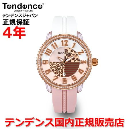 【5%OFFクーポン付】【お好きなノベルティーをプレゼント!!】【国内正規品】【雑誌VERY ベリー コラボ モデル】Tendence テンデンス レディース 腕時計 ウォッチ CRAZY MEDIUM クレイジーミディアム TY930067
