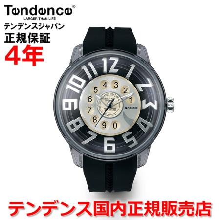 【5%OFFクーポン付】【お好きなノベルティーをプレゼント!!】【国内正規品】Tendence テンデンス 腕時計 ウォッチ メンズ レディース KING DOME/キングドーム TY023010