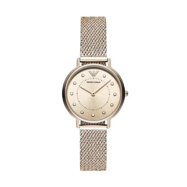 【国内正規品】EMPORIO ARMANI エンポリオ アルマーニ 腕時計 ウォッチ レディース カッパ KAPPA AR11129