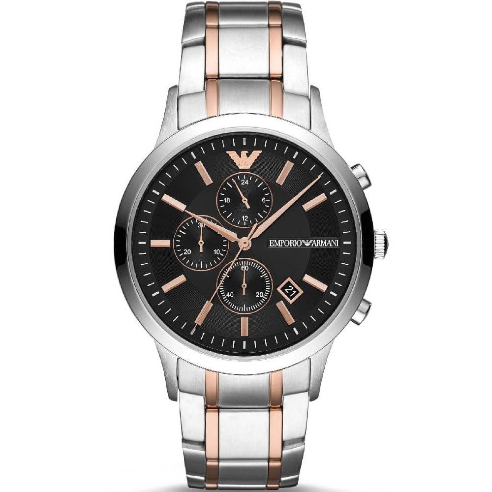 【国内正規品】EMPORIO ARMANI エンポリオ・アルマーニ 腕時計 ウォッチ メンズ RENATO レナート AR11165