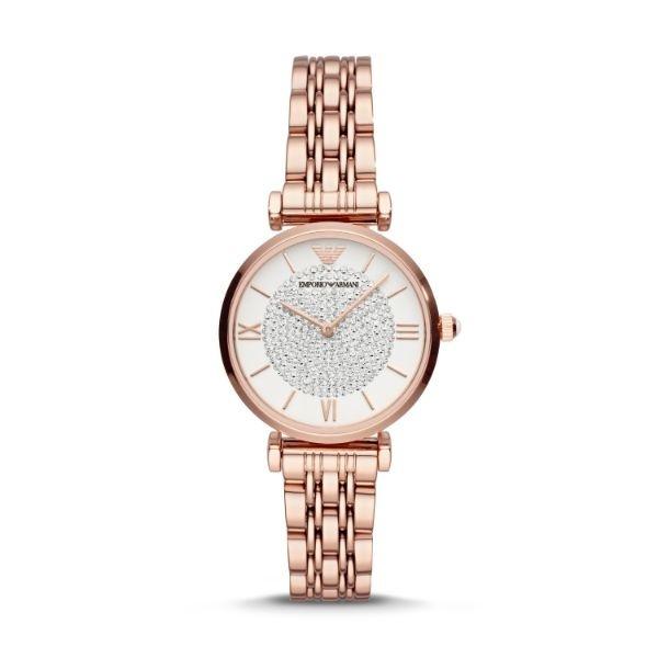 【国内正規品】EMPORIO ARMANI エンポリオ アルマーニ 腕時計 ウォッチ レディース GIANNI ジャンニ AR11244