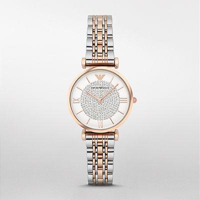 【国内正規品】 EMPORIO ARMANI エンポリオ・アルマーニ 腕時計 ウォッチ レディース GIANNI AR1926